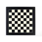 Jeu d'échecs noir et blanc (cases  45mm)