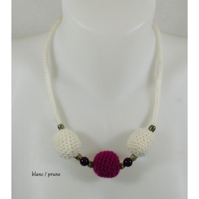 collier coton ronda cadeaux pour toi et moi. Black Bedroom Furniture Sets. Home Design Ideas