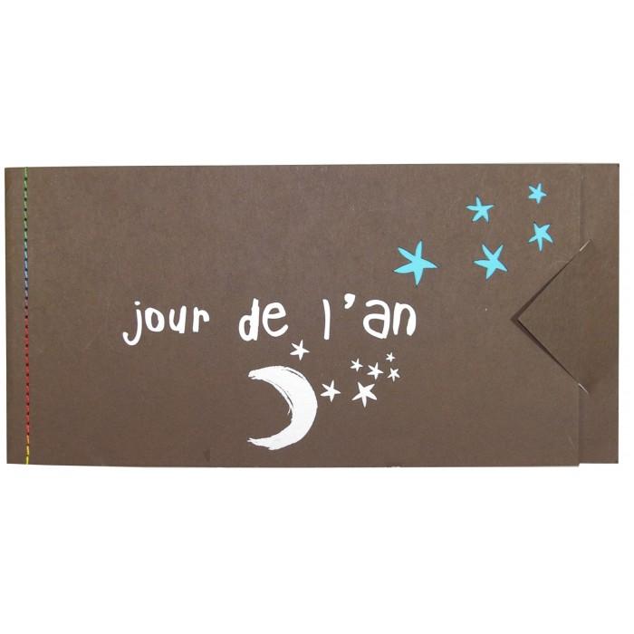 cahier jour de l 39 an cadeaux pour toi et moi. Black Bedroom Furniture Sets. Home Design Ideas