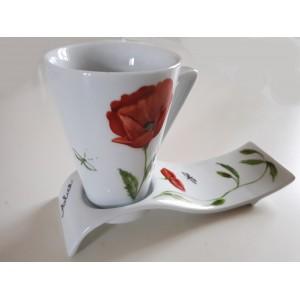 Café coquelicot