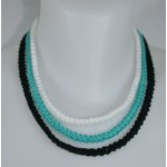 Collier Coton 3 rangs