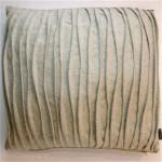 Coussin en laine recyclée ivoire