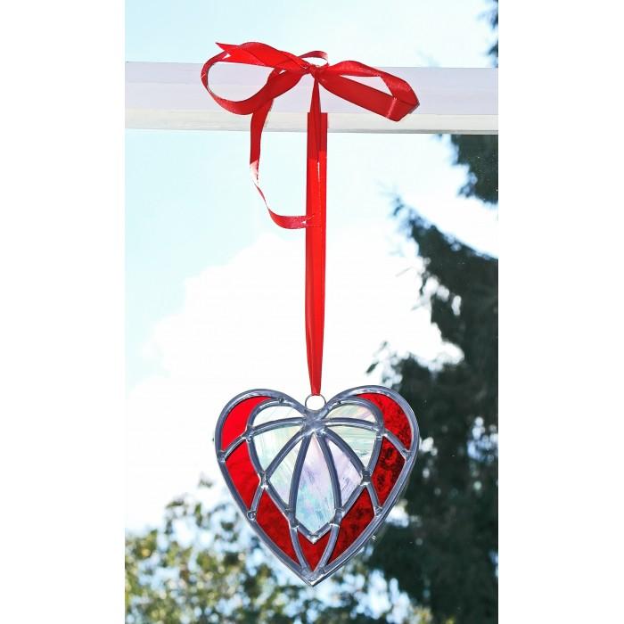 Coeur En Vitrail Cadeaux Pour Toi Et Moi